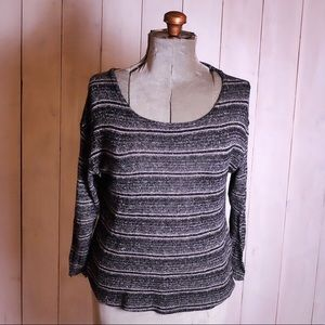 🎀 Brandy Melville Wool Knit Pullover Thin Sweater